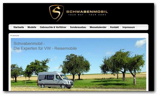 Website: Schwabenmobil, Öhringen