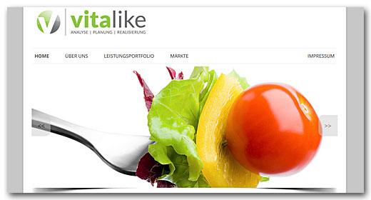 Website: Vitalike, Heilbronn